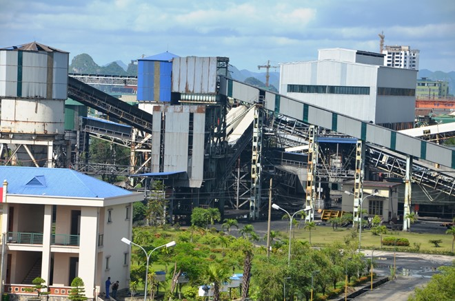 Vinacomin - Hon Gai Coal selection Company reaches 80% yearly plan