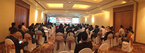 Seminar on introducing imported coal to Vinacomin's customers